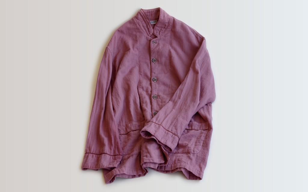 Double layered top and bottom Gauze Sango Pajama Set SS・S・M・L・LL