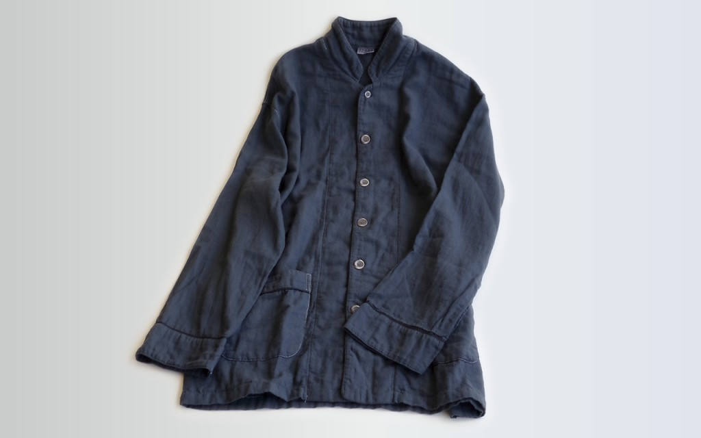 Double layered top and bottom Gauze Sumikuro Pajama Set SS・S・M・L・LL