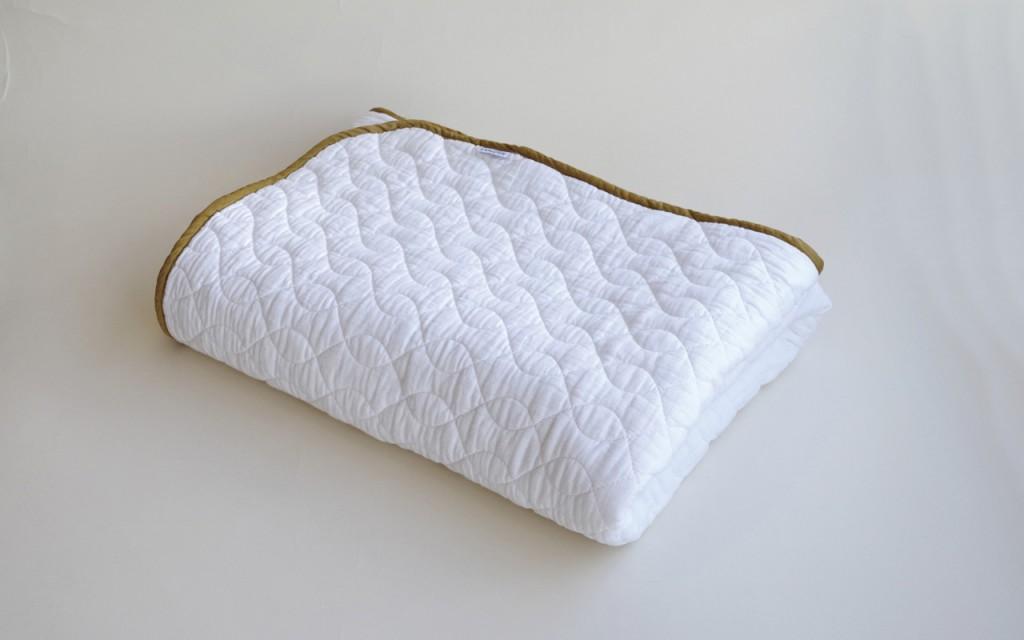 ガーゼ脱脂綿敷きパッド 4層 S・SD・D